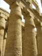 Karnak - menší sloupy