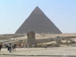 Pyramida se sfingou