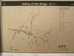 Mapa Údolí králů