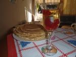 Makarská - palačinky s vínem