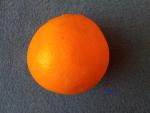 Detail - Pomeranč