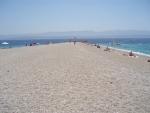 Zlatni Rat - pláž