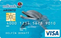 Karta k běžnému účtu mKonto