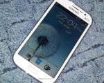 Mobilní telefon Samsung Galaxy Grand Duos (dual SIM) - recenze