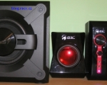 Reproduktory Genius GX Gaming SW-G 2.1 1250 - recenze